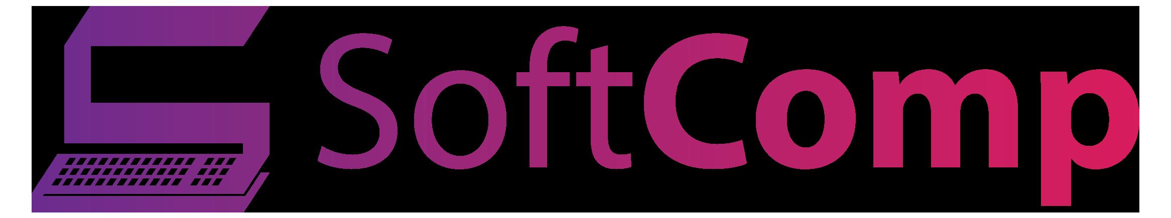 SoftComp logo